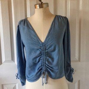 Adorable Zara Trafaluc collection top